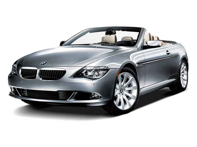 BMW 6 Series 2dr Conv 650i