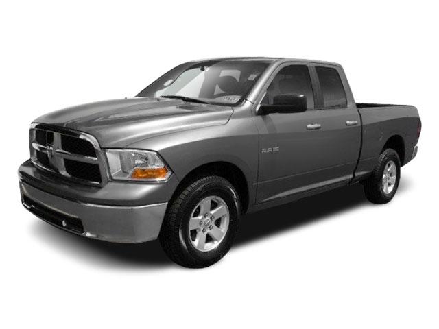 """Dodge Ram 1500 4WD Quad Cab 140.5"""" Laramie"""