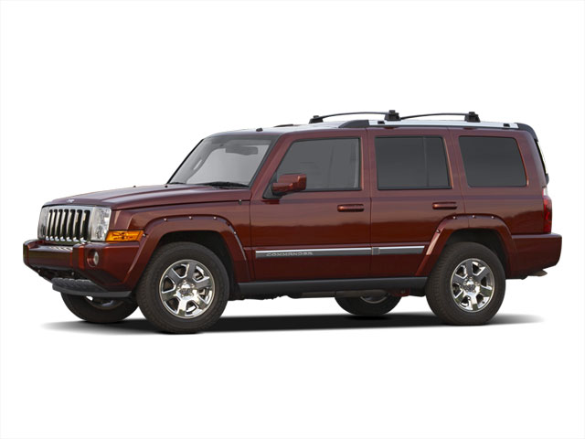 Jeep Commander 4WD 4dr Limited