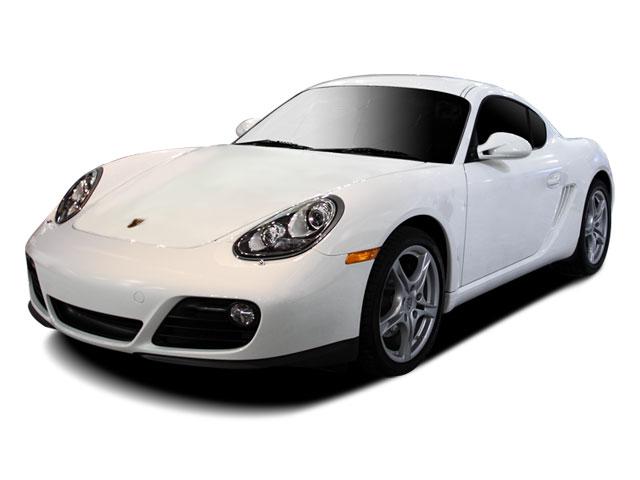 Porsche Cayman 2dr Cpe S