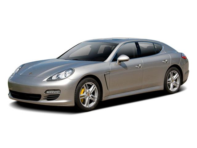Porsche Panamera 4dr HB Turbo