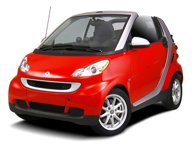 Smart fortwo 2dr Cabriolet Passion
