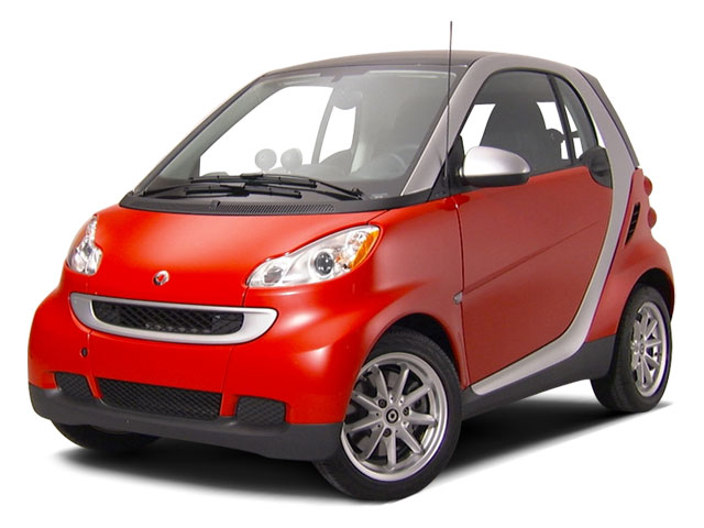 Smart fortwo 2dr Cpe Passion