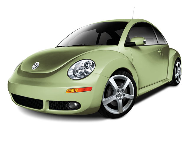 Volkswagen New Beetle Coupe 2dr Manual
