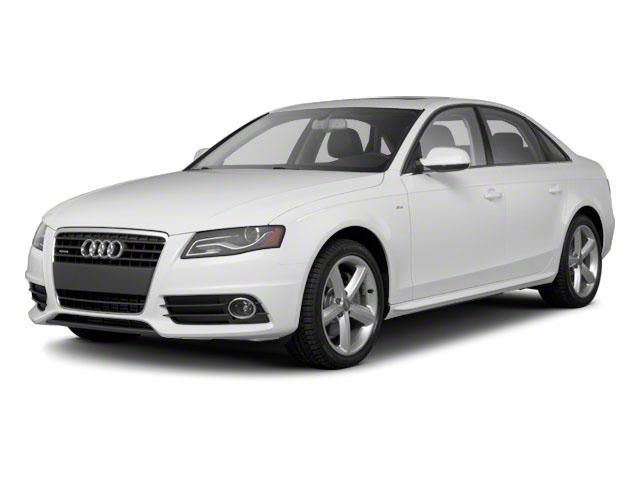 Audi A4 4dr Sdn CVT FrontTrak 2.0T Premium