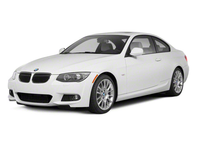 BMW 3 Series 2dr Cpe 335is RWD