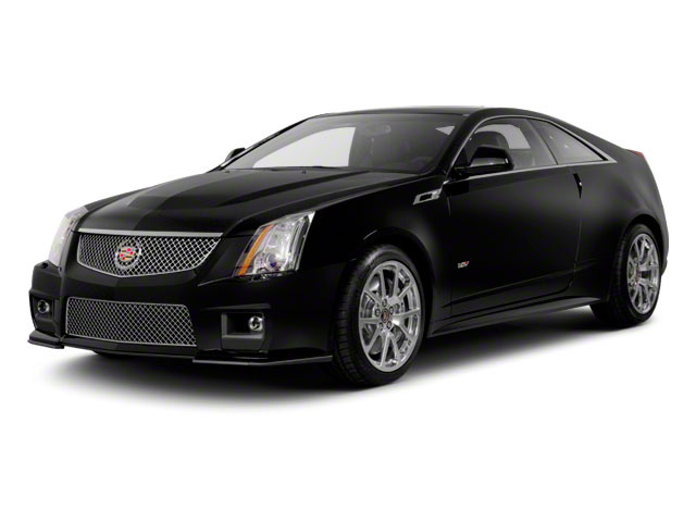 Cadillac CTS-V Coupe 2dr Cpe