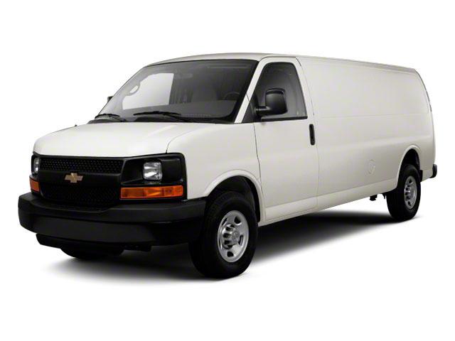 """Chevrolet Express Cargo Van RWD 1500 135"""""""