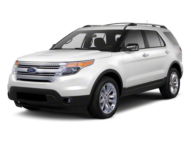 Ford Explorer FWD 4dr Limited