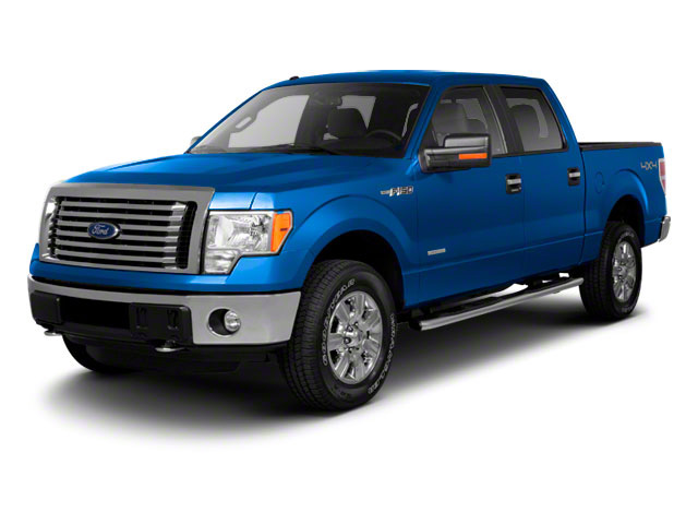 "Ford F-150 4WD SuperCrew 157"" Lariat"