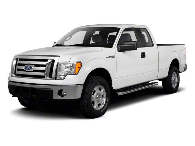 "Ford F-150 4WD SuperCab 163"" XL w/HD Payload Pkg"