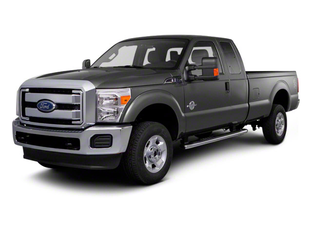"Ford Super Duty F-350 SRW 2WD SuperCab 158"" XL"