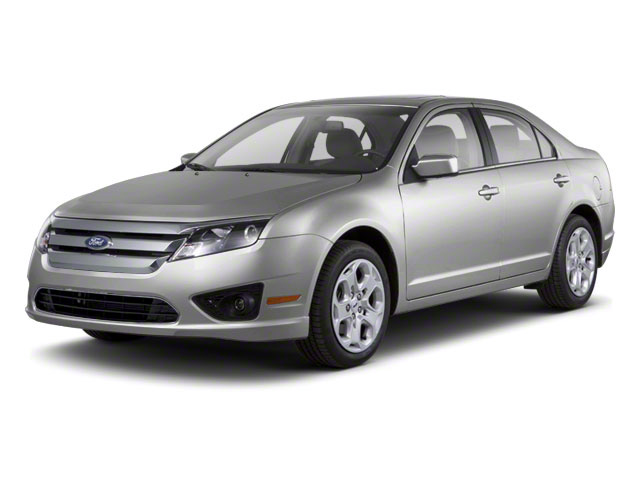 Ford Fusion 4dr Sdn SEL FWD