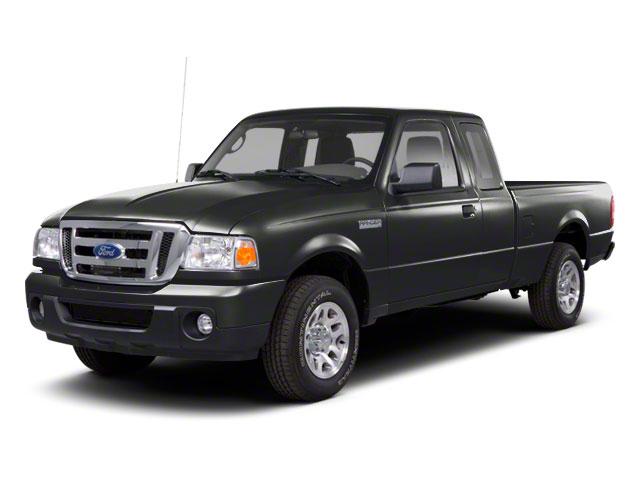 """Ford Ranger 2WD 2dr SuperCab 126"""" XLT"""