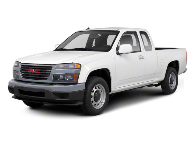 "GMC Canyon 2WD Ext Cab 125.9"" Work Truck"