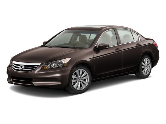 Honda Accord Sdn 4dr I4 Auto EX
