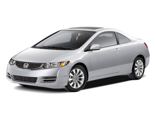 Honda Civic Cpe 2dr Auto EX w/Navi