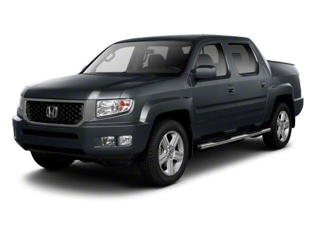 Honda Ridgeline 4WD Crew Cab RTL