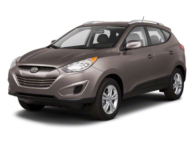 Hyundai Tucson FWD 4dr Auto Limited *Ltd Avail*