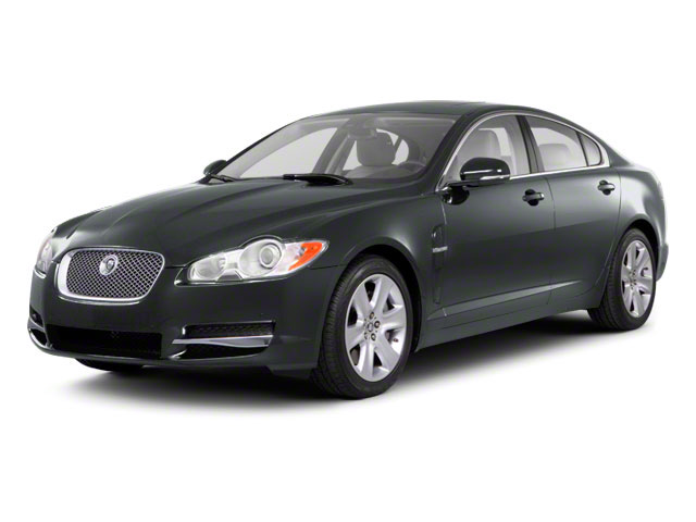 Jaguar XF 4dr Sdn Supercharged