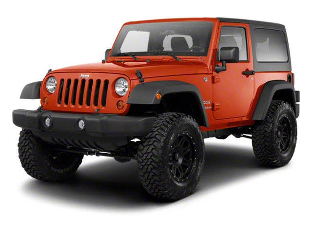 Jeep Wrangler 4WD 2dr Sahara