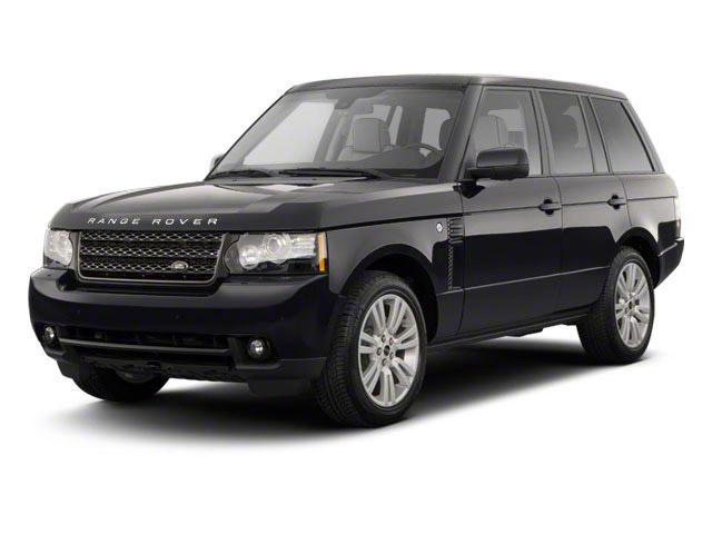 Land Rover Range Rover 4WD 4dr SC