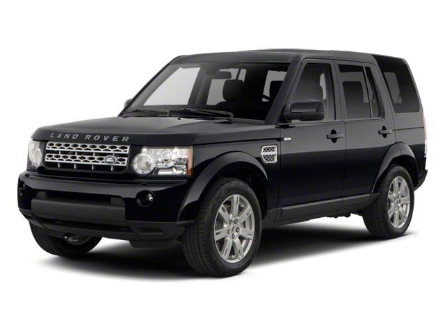 Land Rover LR4 4WD 4dr V8