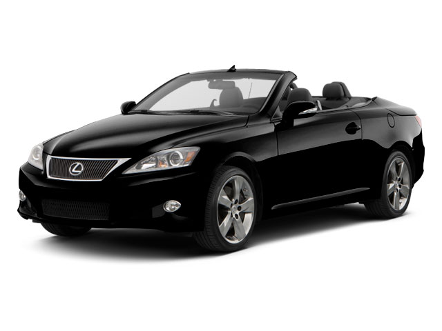 Lexus IS 250C 2dr Conv Man