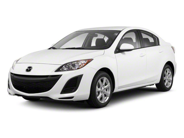 Mazda Mazda3 4dr Sdn Auto i Sport