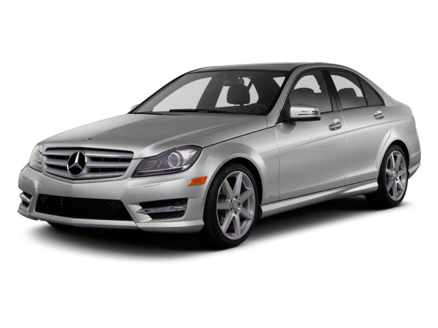 Mercedes-Benz C-Class 4dr Sdn C300 Luxury 4MATIC