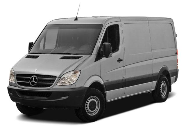 "Mercedes-Benz Sprinter Cargo Vans 2500 144"""