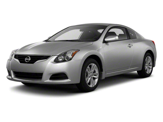 Nissan Altima 2dr Cpe V6 Manual 3.5 SR
