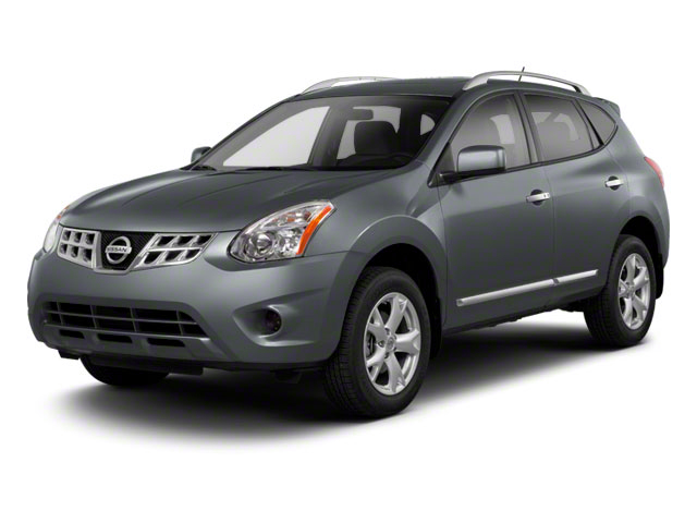 Nissan Rogue AWD 4dr S