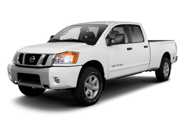 Nissan Titan 2WD Crew Cab LWB SV