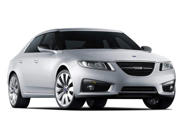 Saab 9-5 4dr Sdn Turbo4 *Ltd Avail*