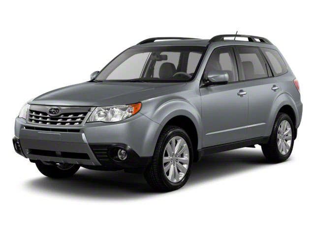 Subaru Forester 4dr Auto 2.5X Limited