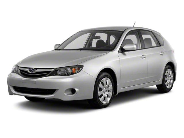 Subaru Impreza Wagon 5dr Man 2.5i Premium