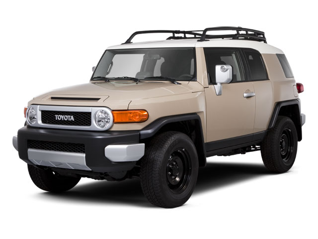 Toyota FJ Cruiser RWD 4dr Auto (Natl)