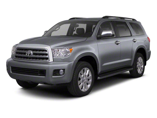 Toyota Sequoia 4WD LV8 FFV 6-Spd AT Platinum (Natl)