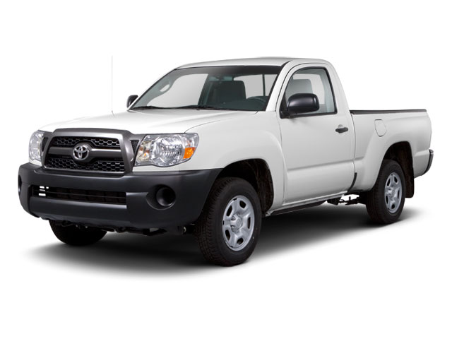 Toyota Tacoma 4WD Reg I4 MT (Natl)