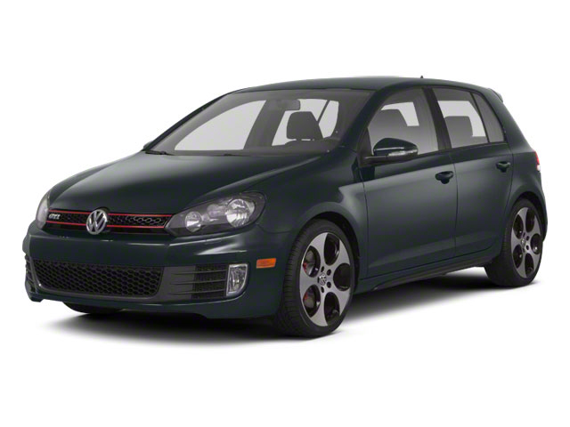 Volkswagen GTI 4dr HB Man w/Sunroof & Navi