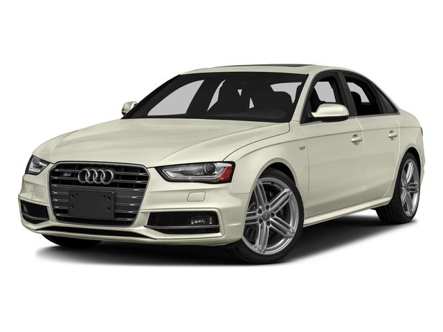 Audi S4 4dr Sdn Man Prestige