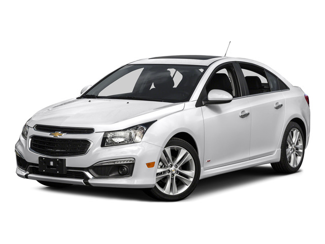Chevrolet Cruze Limited 4dr Sdn Man L