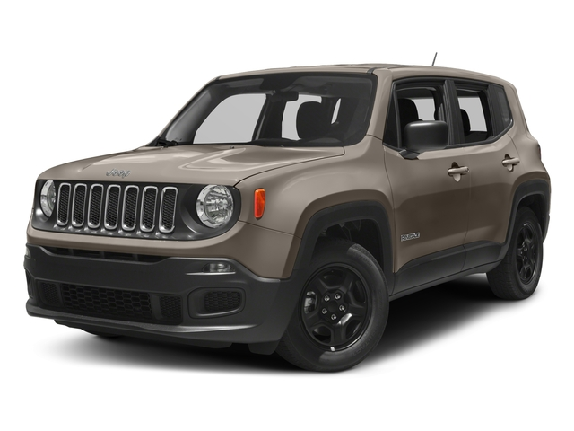 Jeep Renegade FWD 4dr Sport