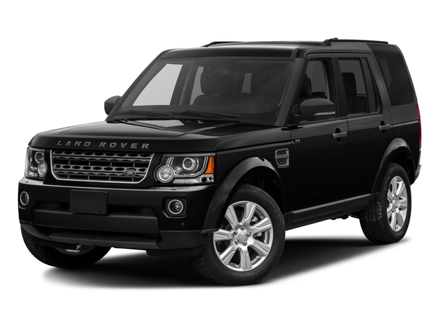 Land Rover LR4 4WD 4dr