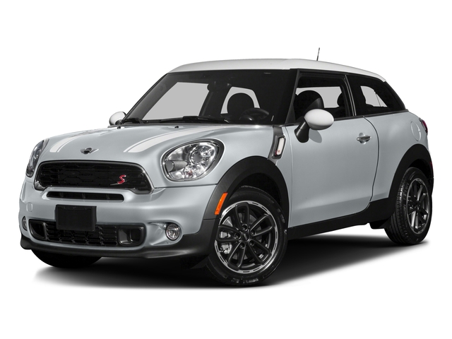 MINI Cooper Paceman ALL4 2dr S