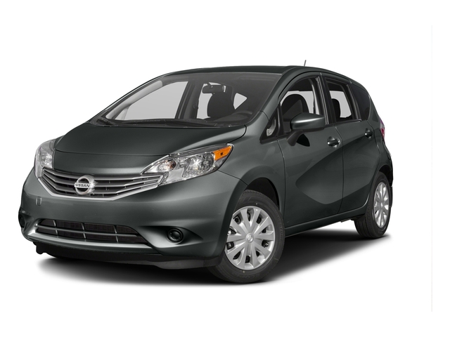Nissan Versa Note 5dr HB Manual 1.6 S