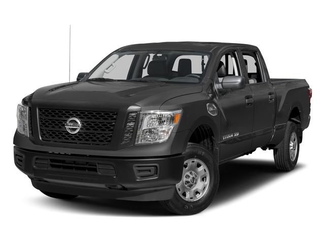 Nissan Titan XD 2WD Crew Cab S Gas