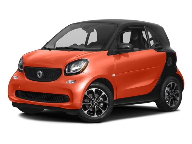 Smart fortwo 2dr Cpe Pure