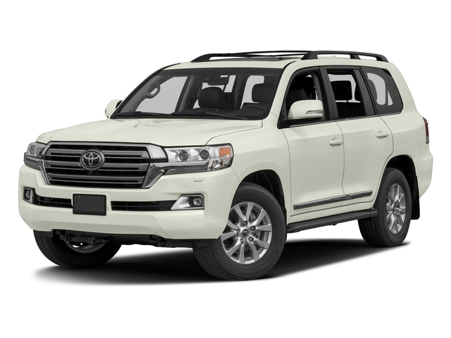 Toyota Land Cruiser 4dr 4WD (GS)